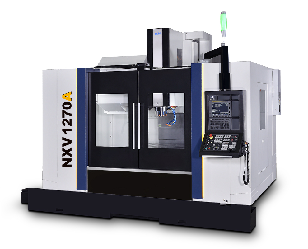 NXV 1270A - Compact and A ordable Vertical Machining Center