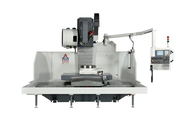 5 Axis Vertical Machine Center