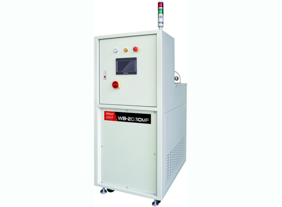 High pressure coolant systems  (Variable-Frequency w/ Air-cooled Fan)