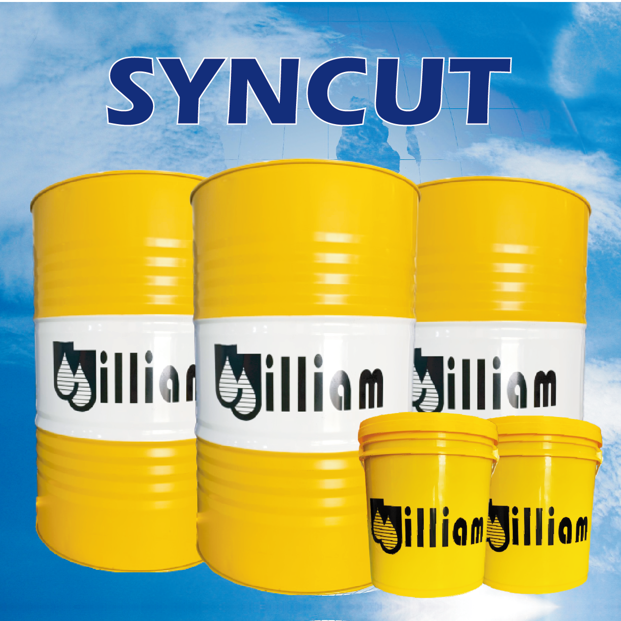 William Syncut Lubricant
