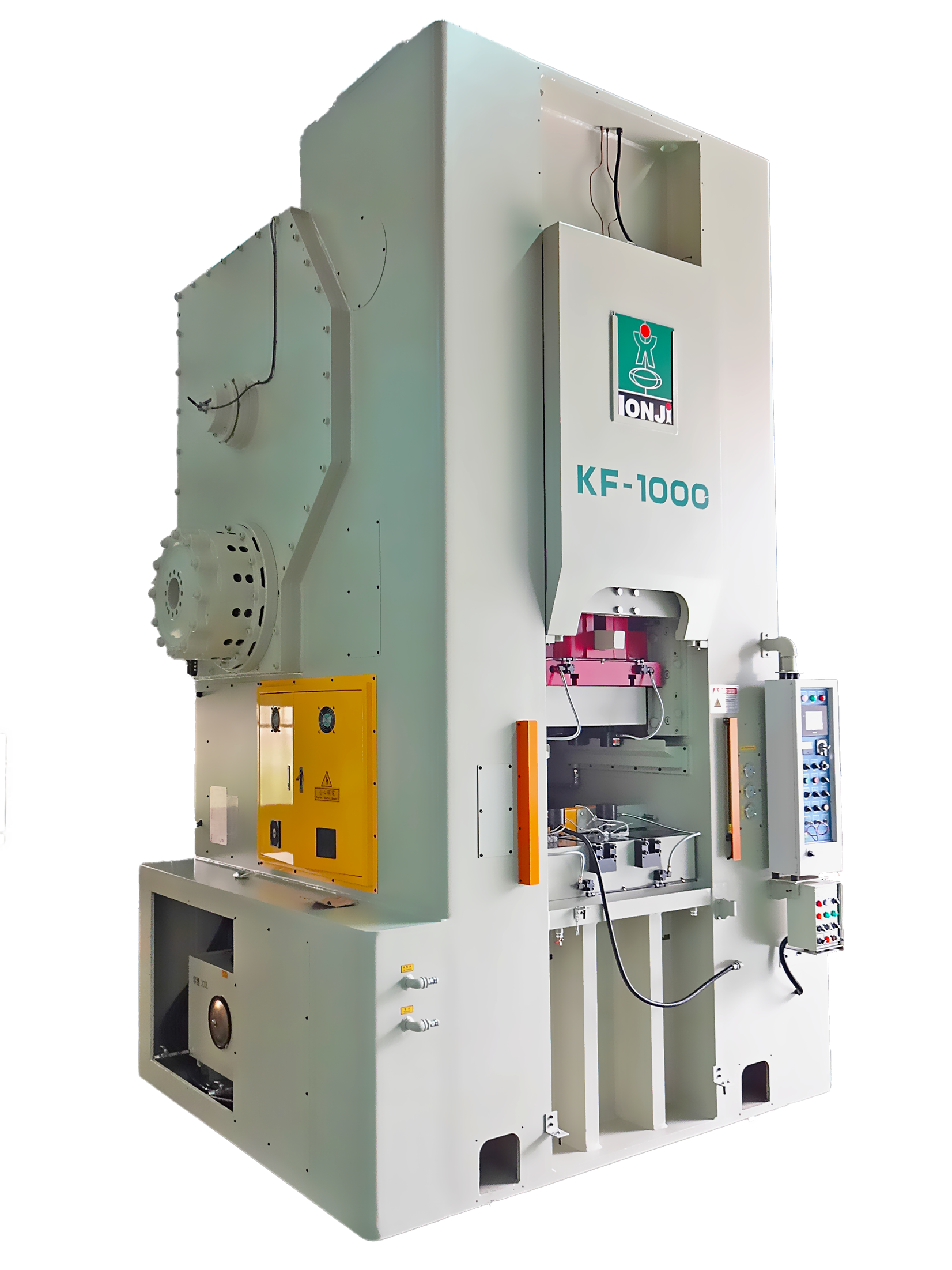 KF Series Forging Knuckle Joint Press