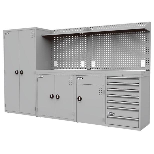 Modular System Workstation