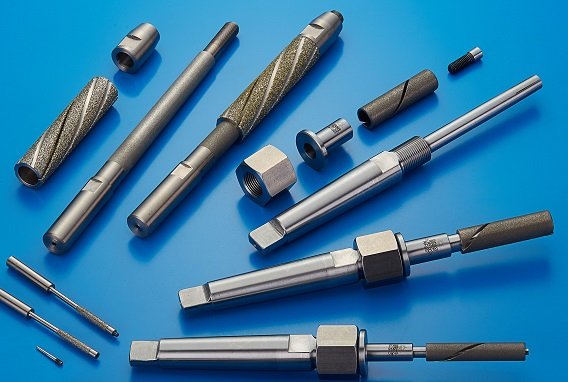 Electroplated Adjustable Diamond Reamers