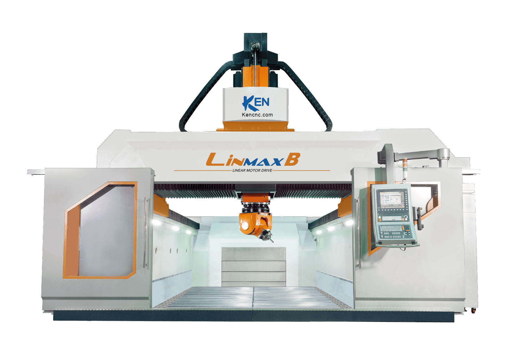 Gantry Type High Speed 5-Axis Machine Center(LinmaxB)