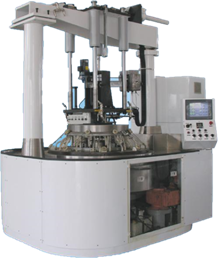 Double-side grinding machine