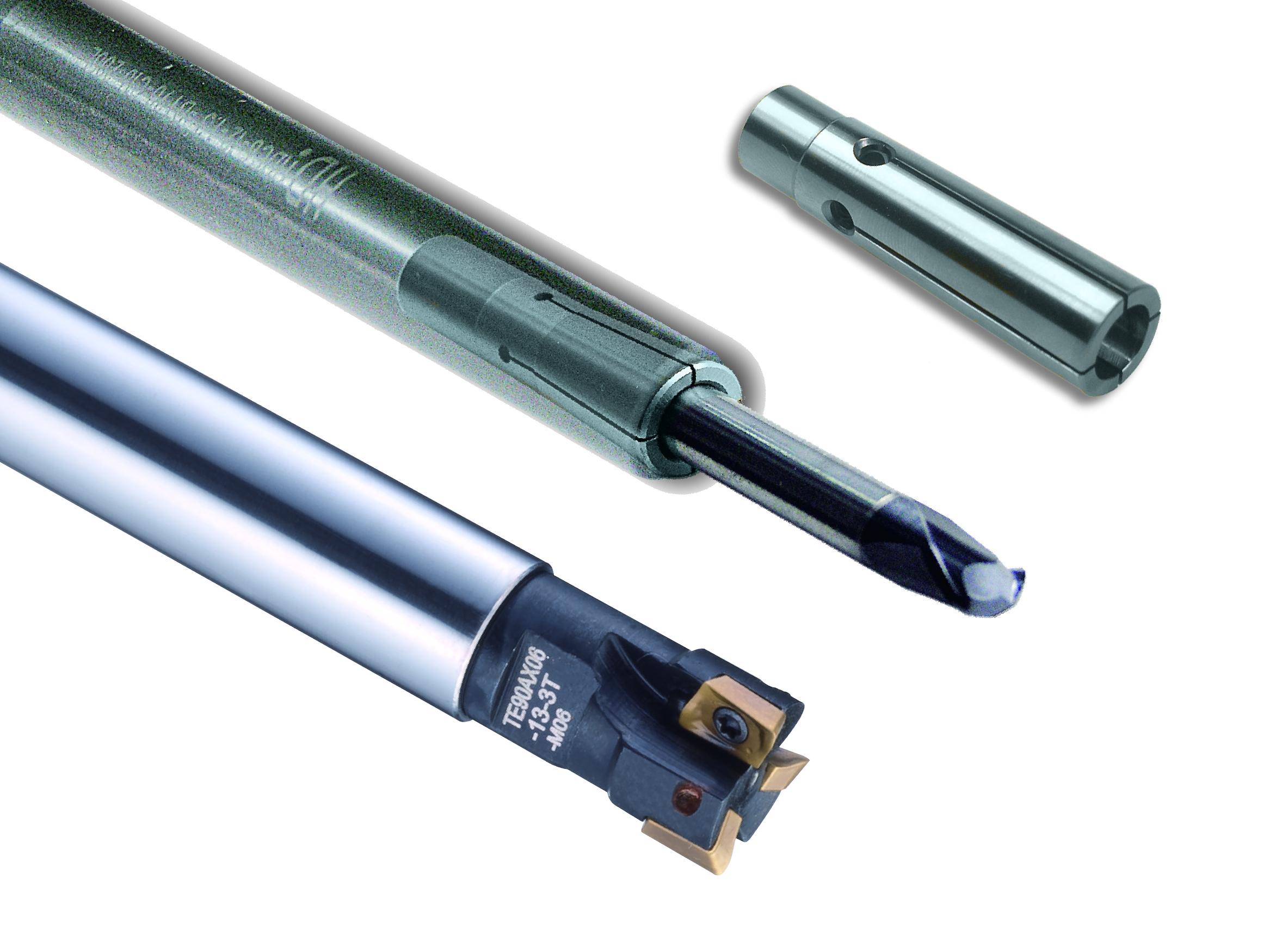 Carbide tool holder