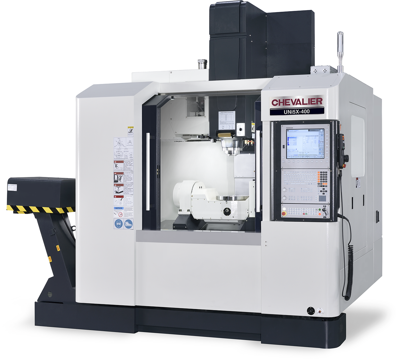 UNi5X-400 5-Axis Vertical Machining Center