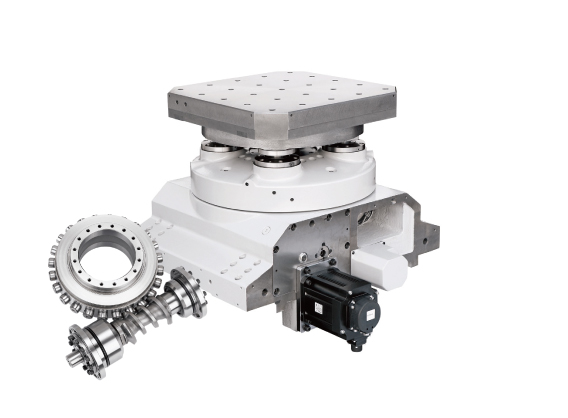 NC HORIZONTAL ROTARY TABLE
