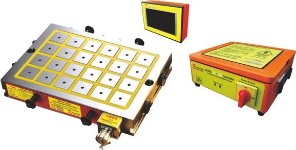 Electro-Permanent Magnetic Chuck EEPM-A/B/D/E Series