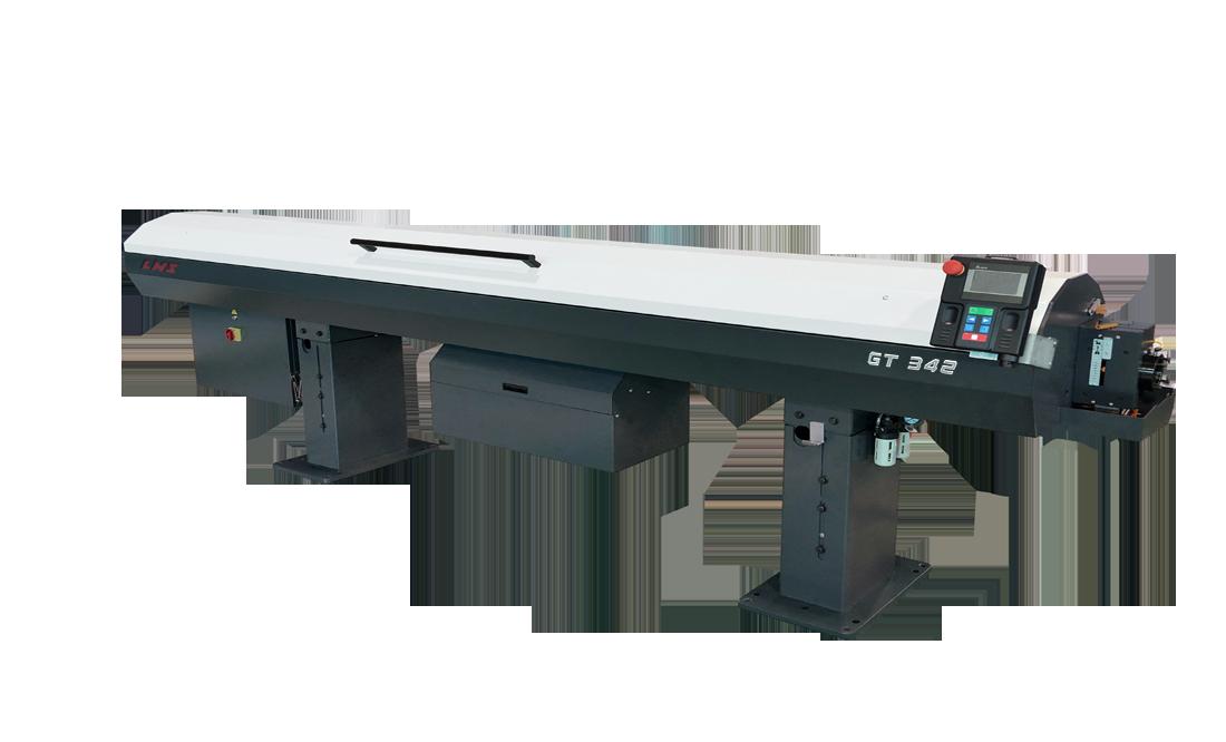 GT 342 Automatic Hydraulic Bar Feeders - Long Barstock