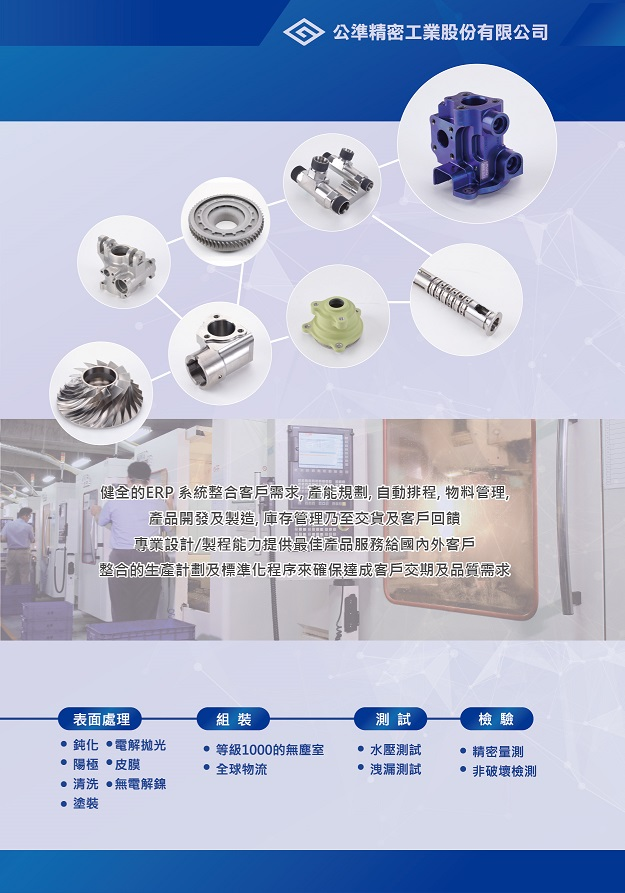 顯示器設備、半導體設備、航太 & 能源