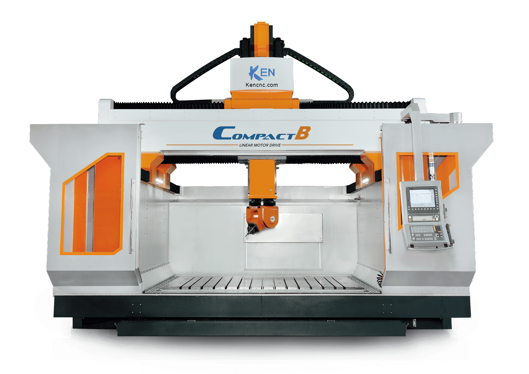 Gantry Type High Speed 5-Axis Machine Center(CompactB)
