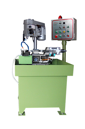 Gear type auto-tapping machine