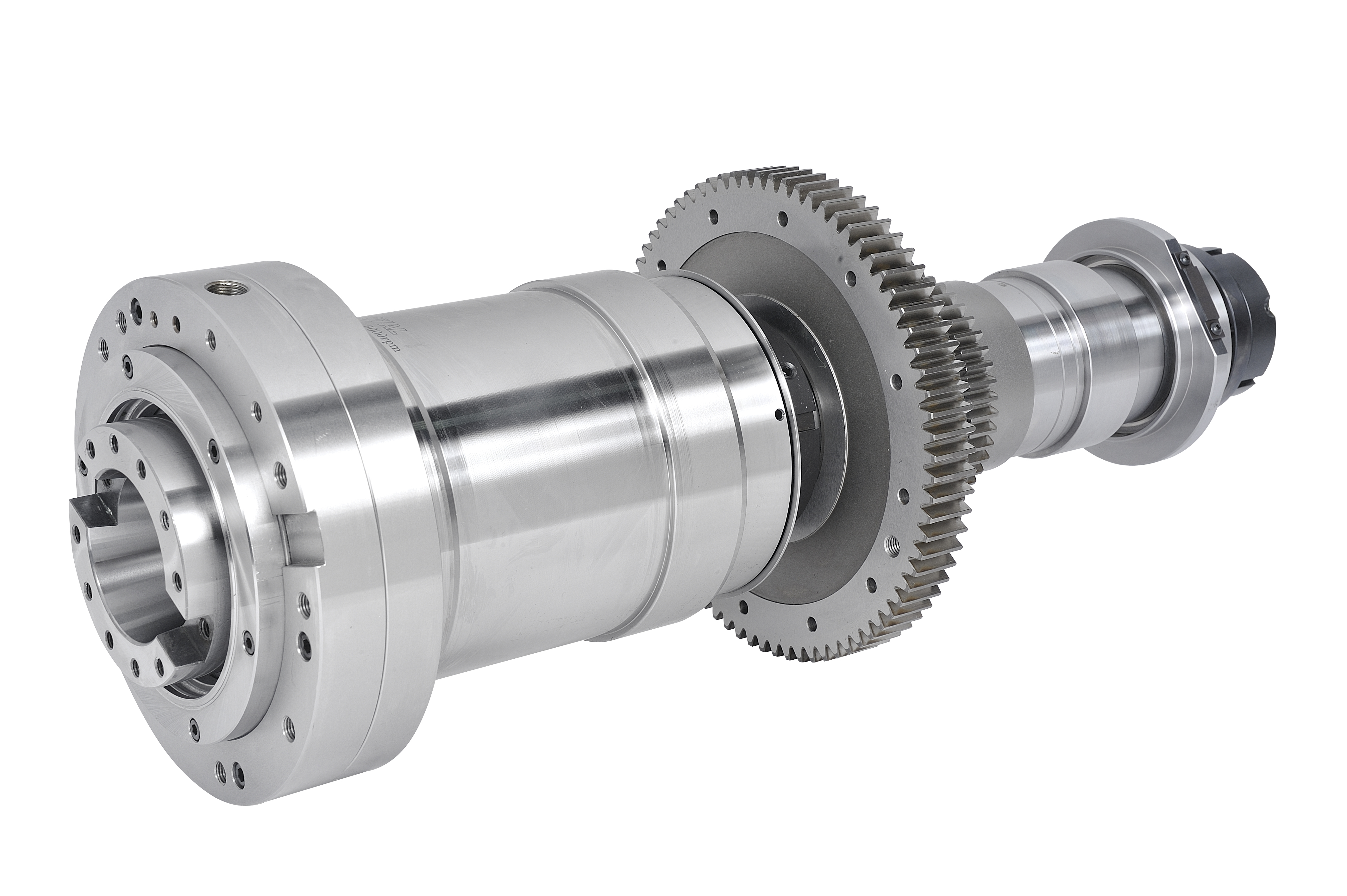 Milling Gear-Drive Spindle