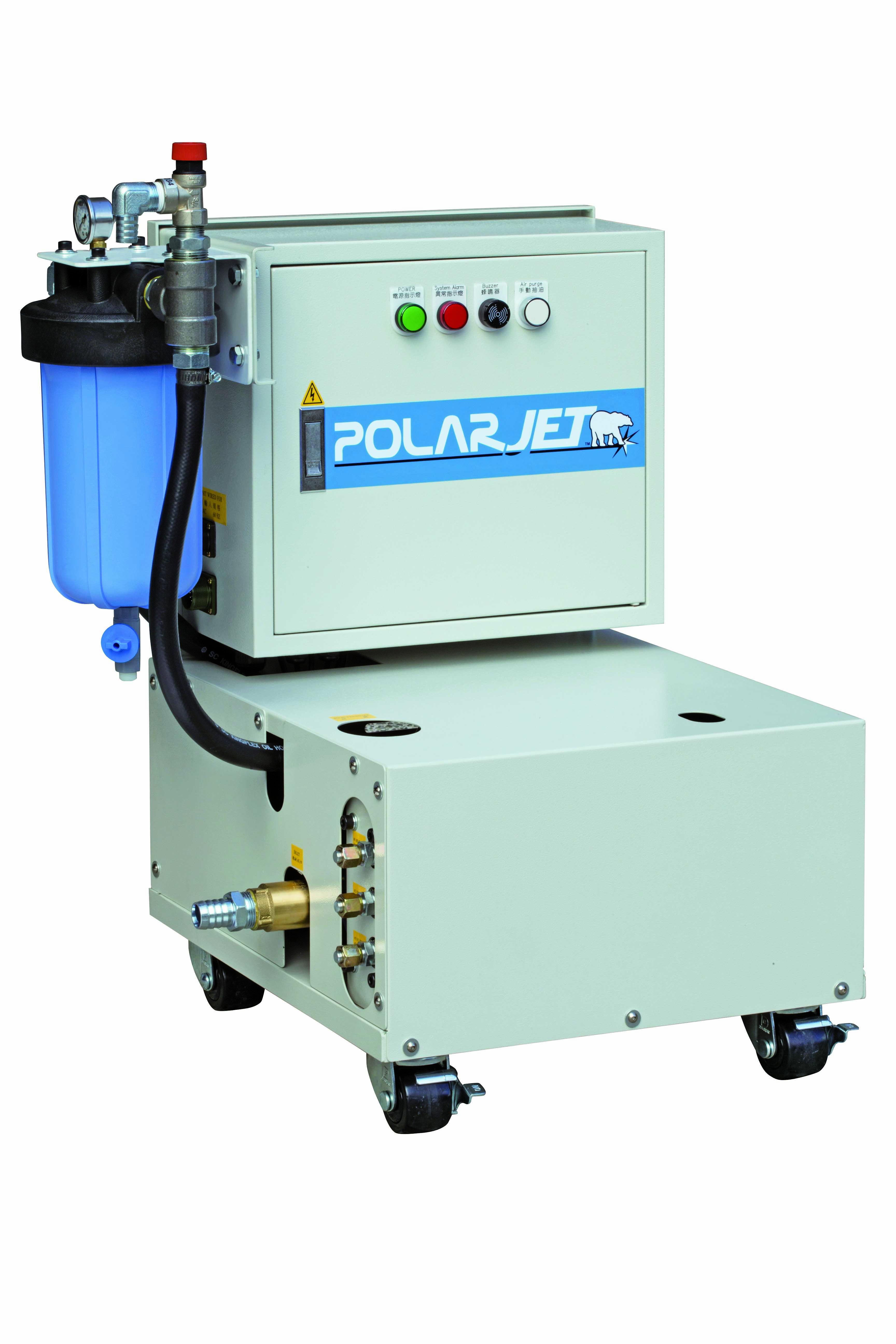 Medium Pressure Coolant System