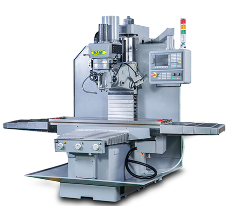 CNC BED TYPE MILLING MACHINE(YSM-VB600S SERIES)