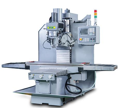 CNC BED TYPE MILLING MACHINE(YSM-VB600S SERIES)