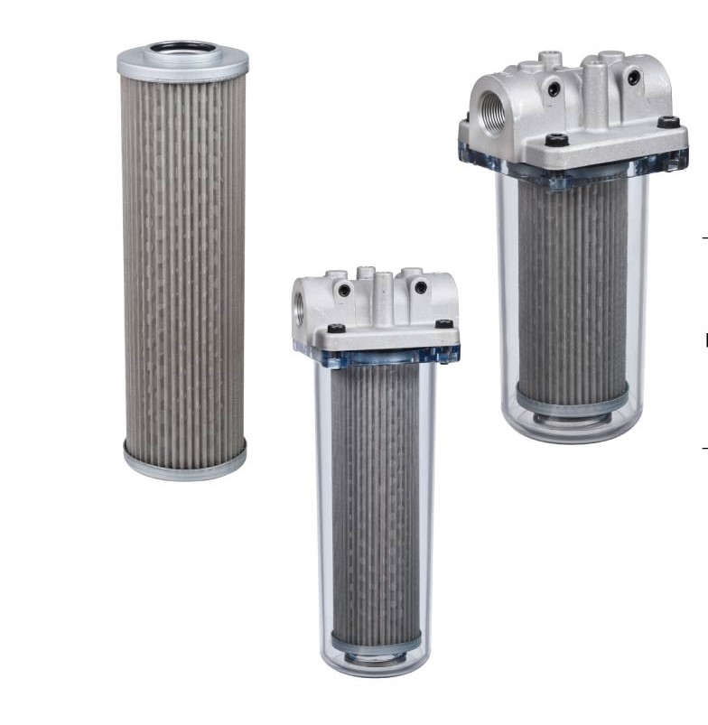 FPF series Threaded connection In-line filters