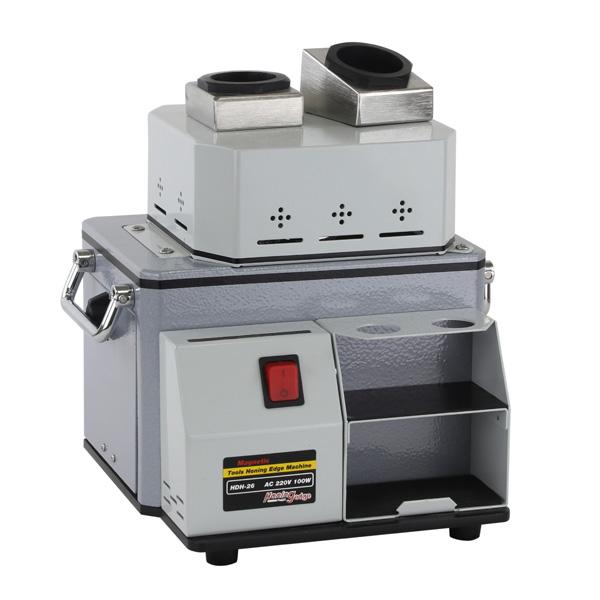 Magnetic tools honing edge machines