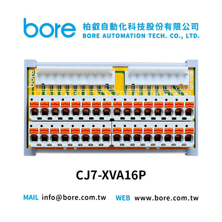 CJ7-XVA16P Sensor Interface Module