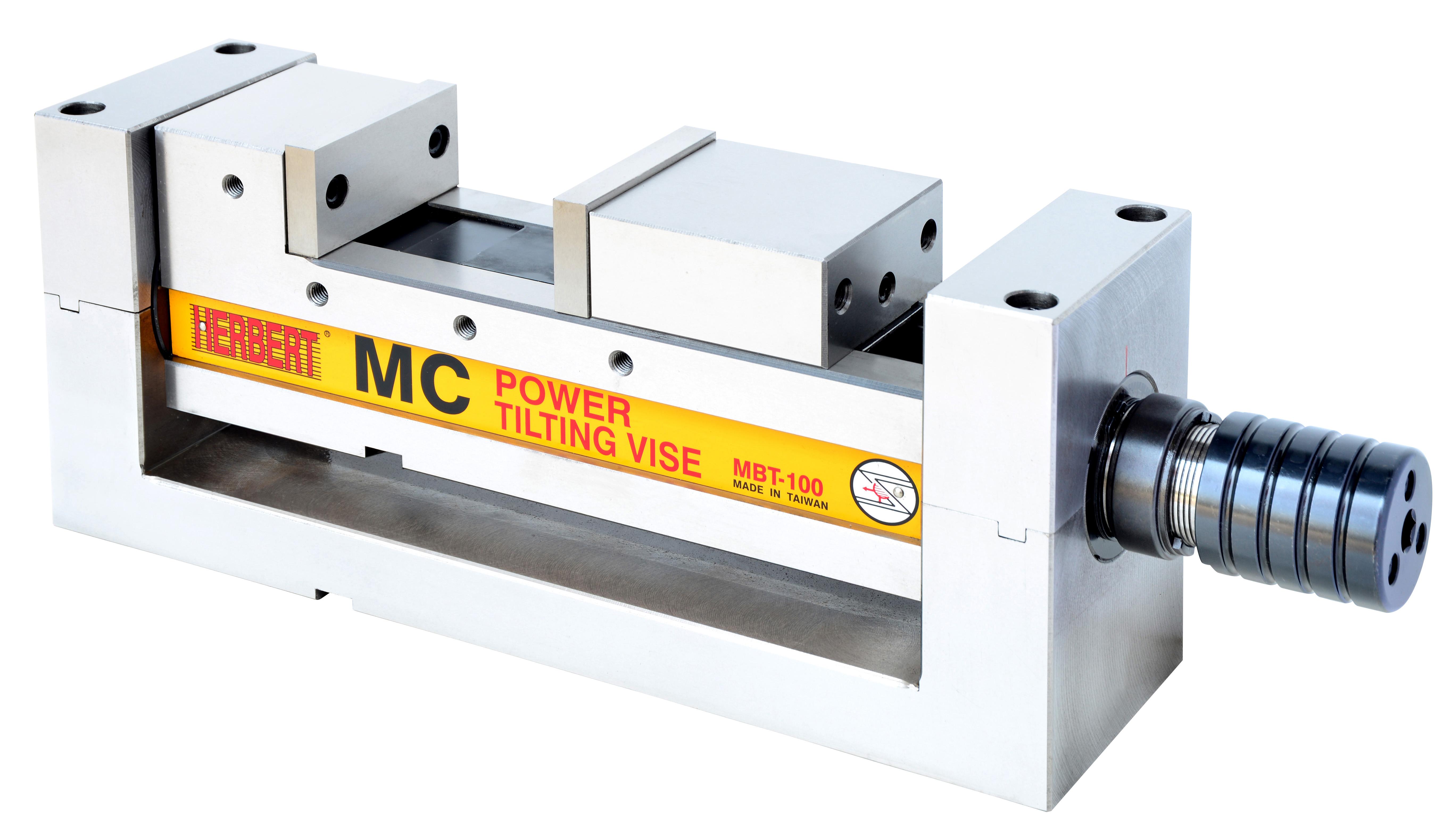 MC Universal Power Tilting Vise