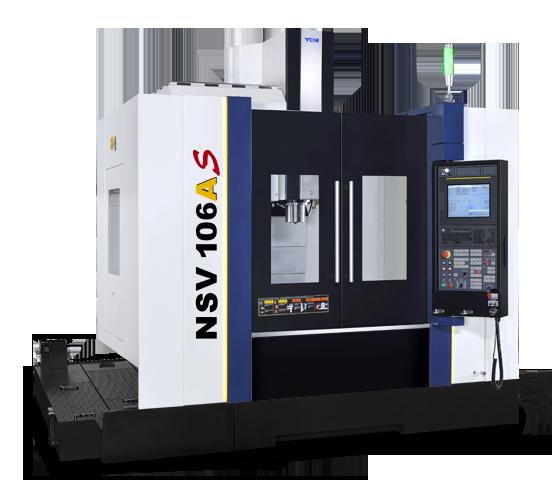 NSV106AS - Ultra High Performance Vertical Machining Center