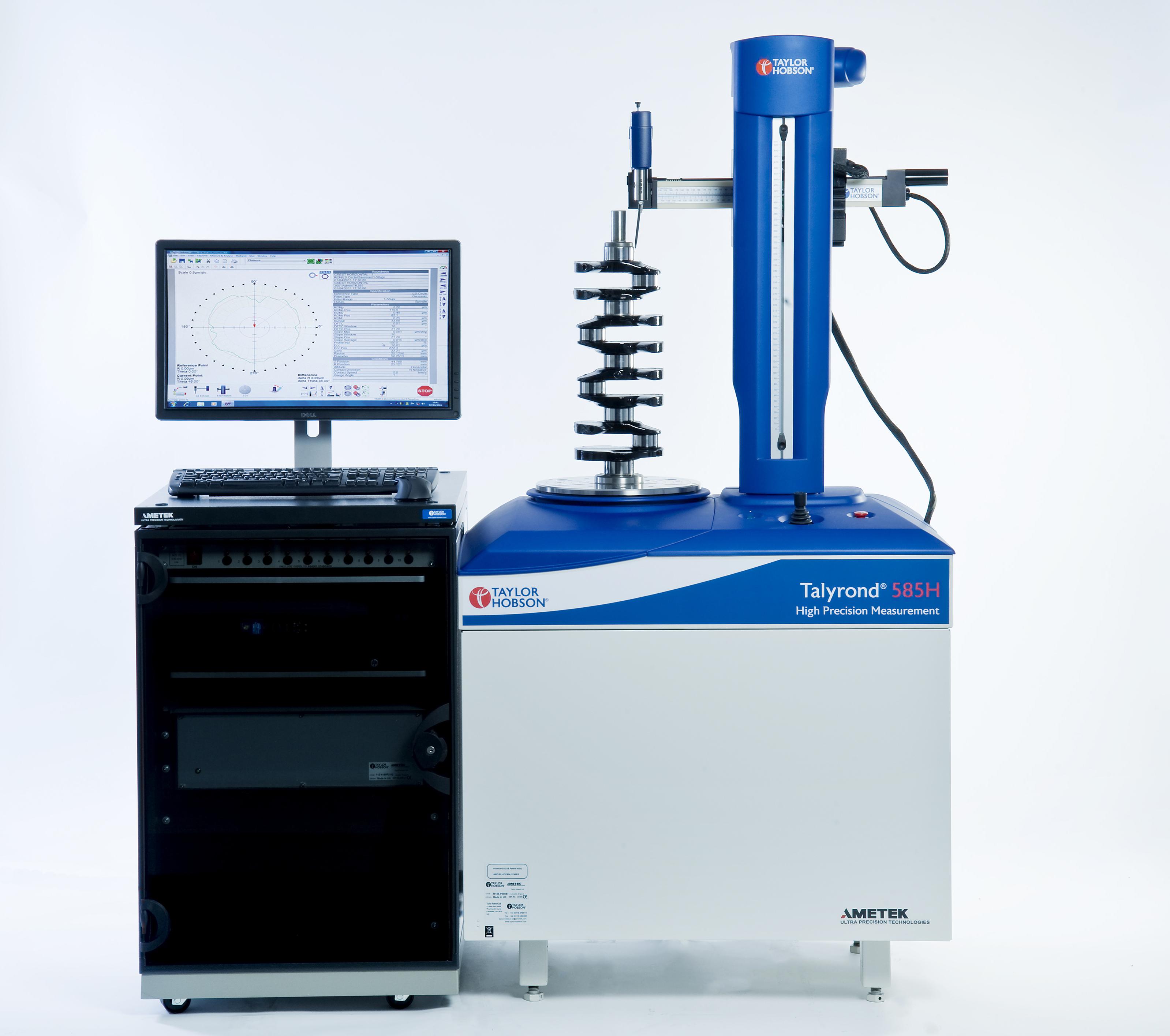 Roundness & Cylinder Tester