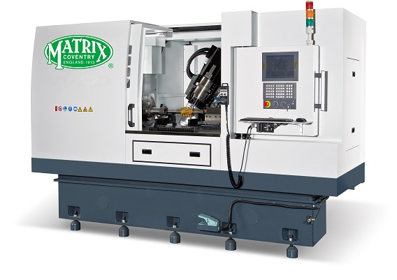 3040 CNC HOB SHARPENING MACHINE.