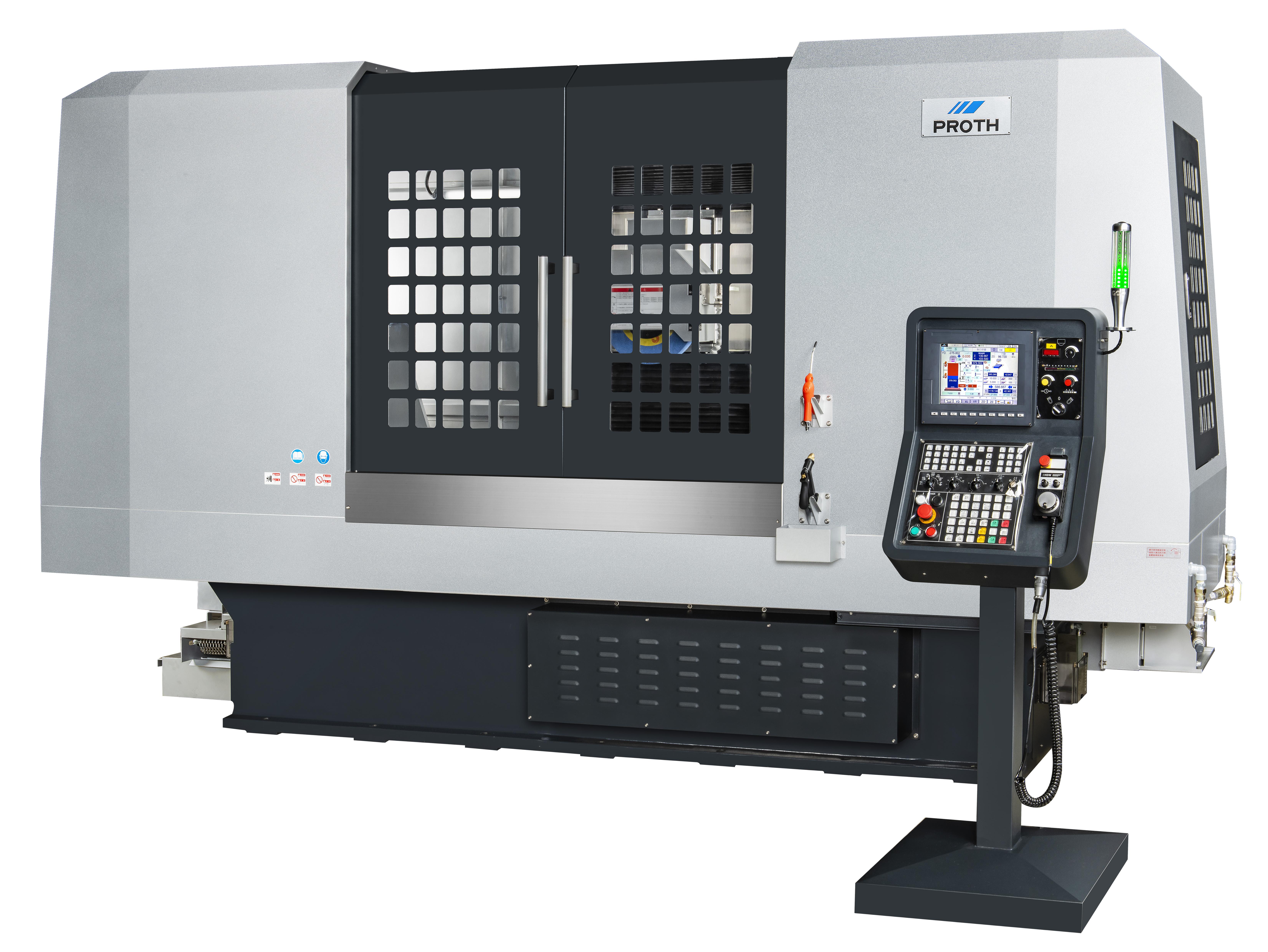 Medium-sized vertical column type surface grinder : PSGC-50100E