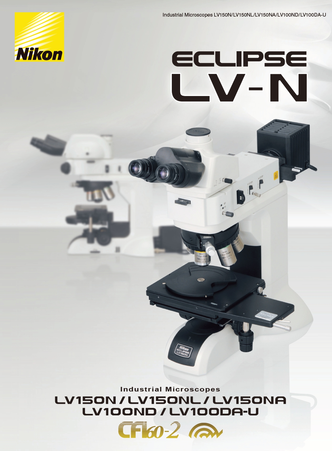 NIKON Industrial microscopes