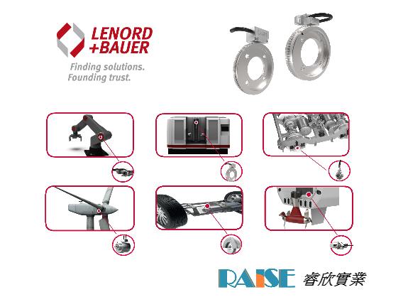 Lenord + Bauer MiniCODER