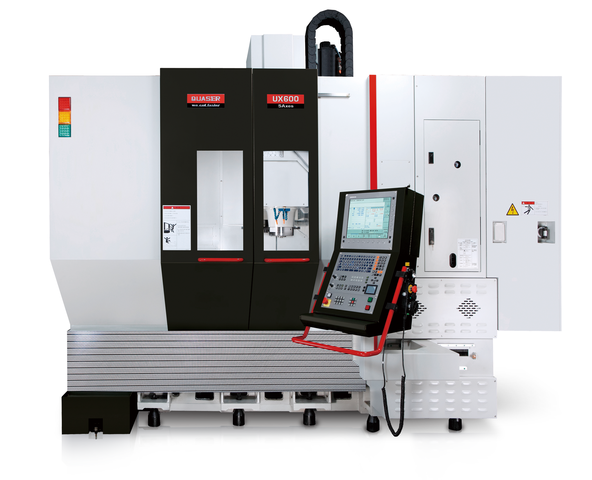 5 axes CNC Machine center