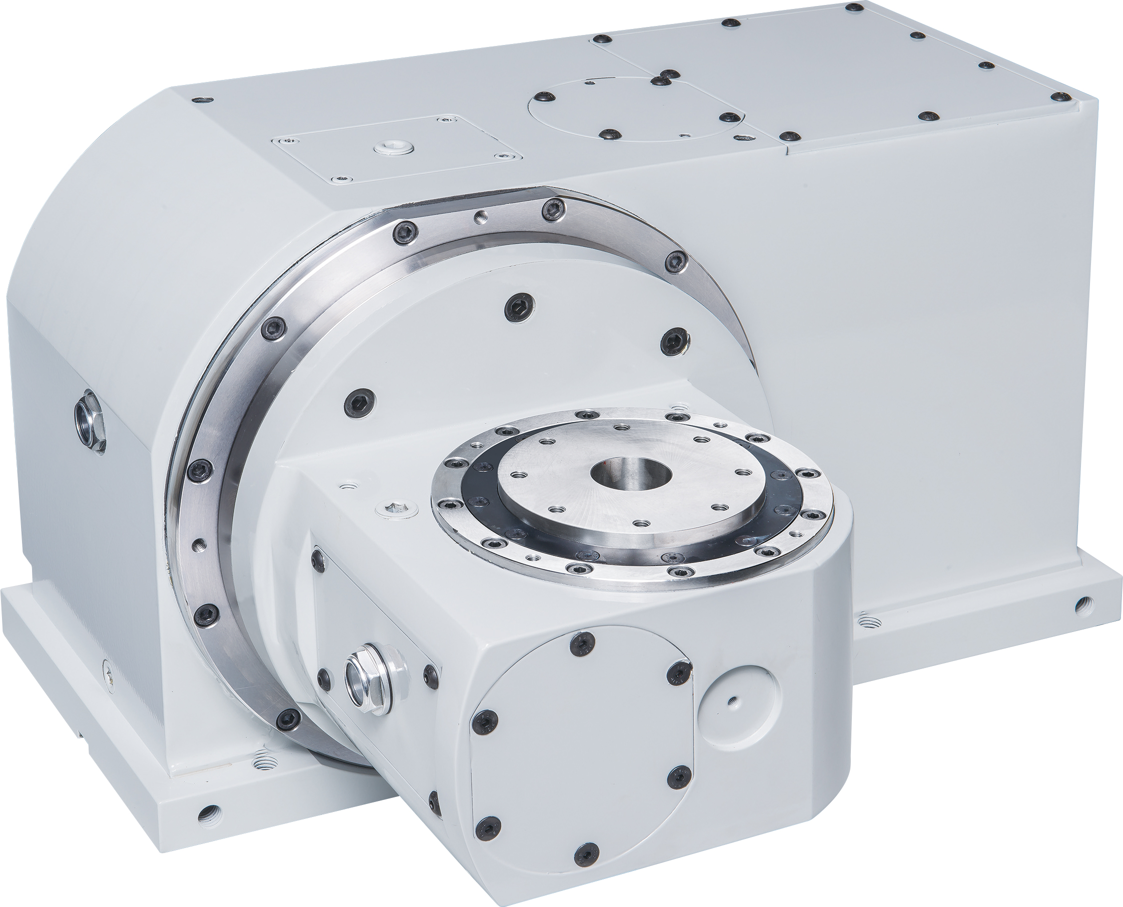 Five-Axi Single-Arm Type Rotary Table