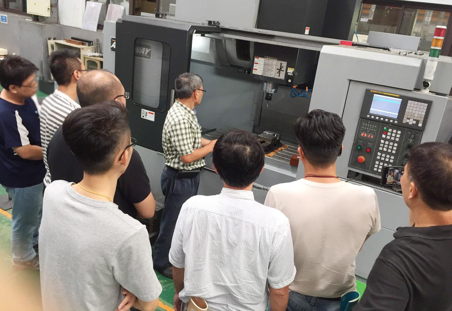 CNC銑床工程師培訓班