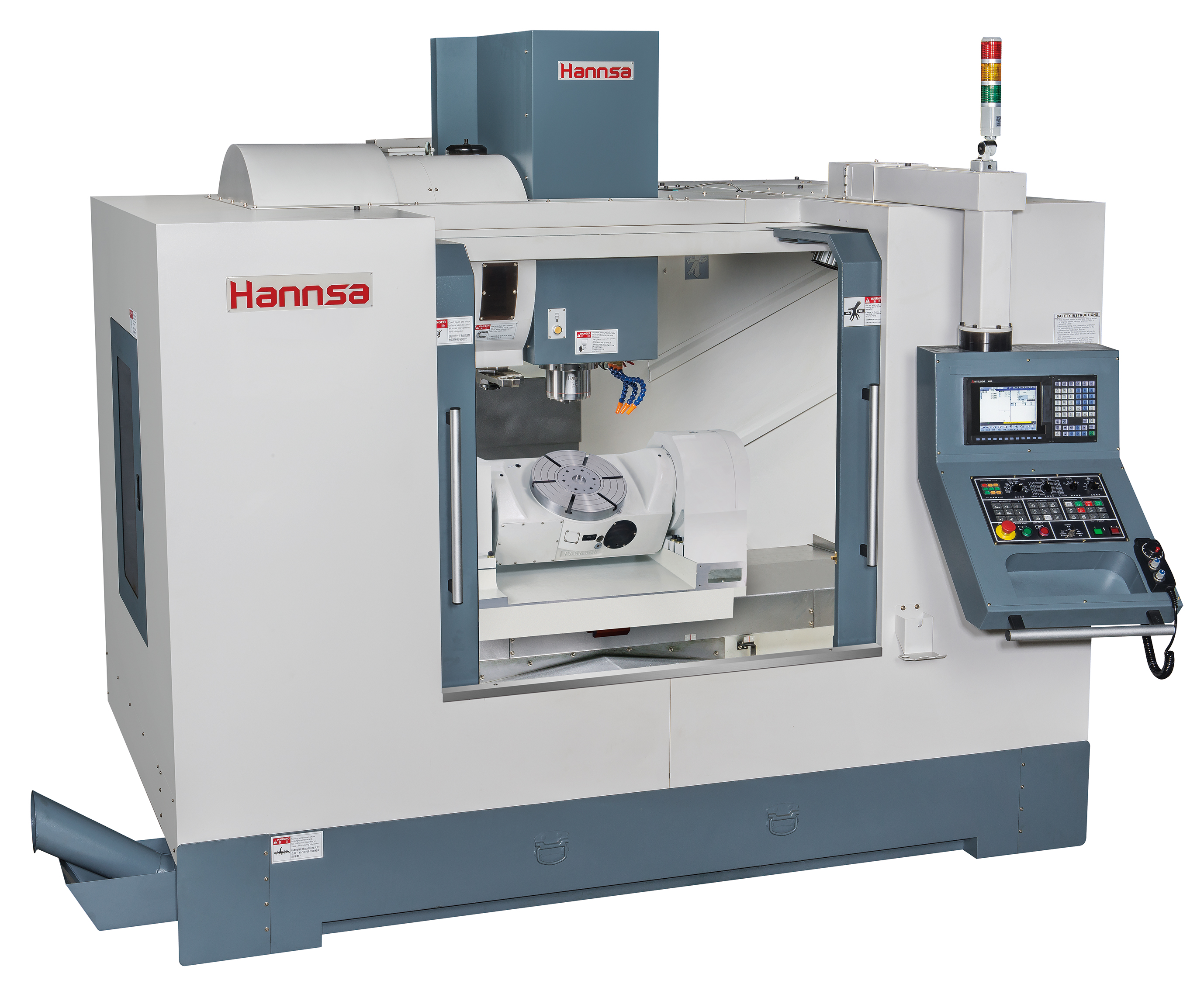 5-AXIS VERTICAL MACHING CENTER