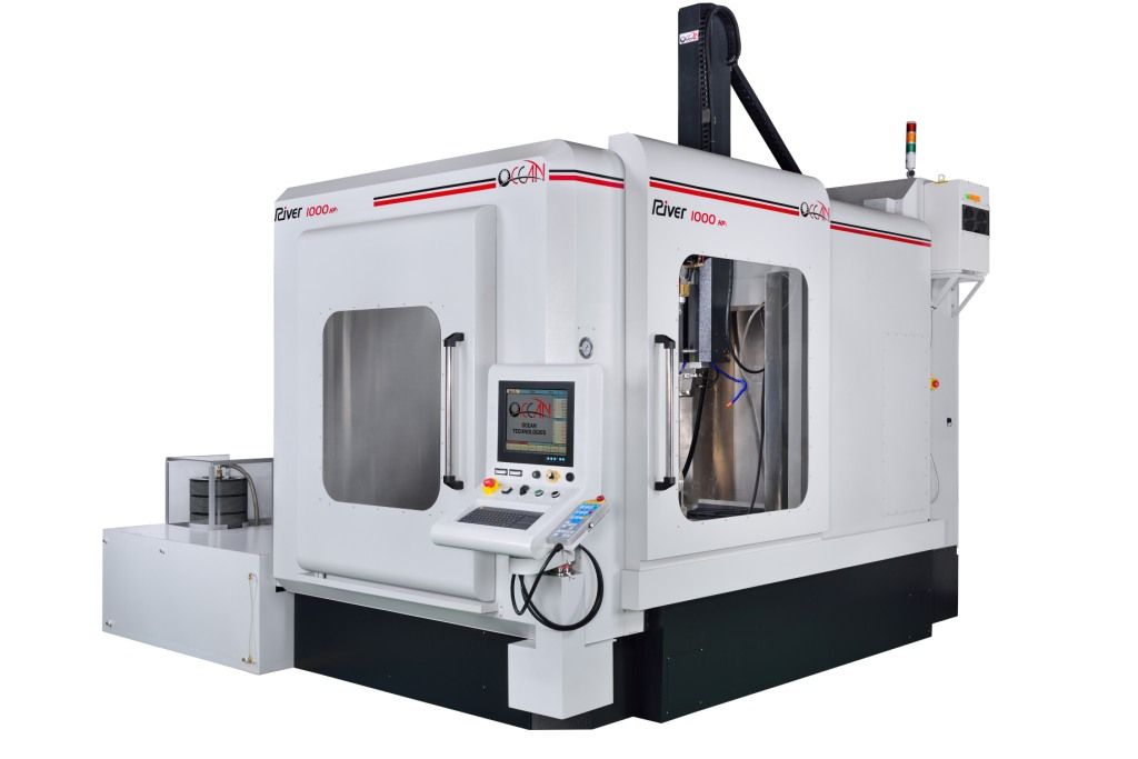 River1000 CNC Drilling EDM machine