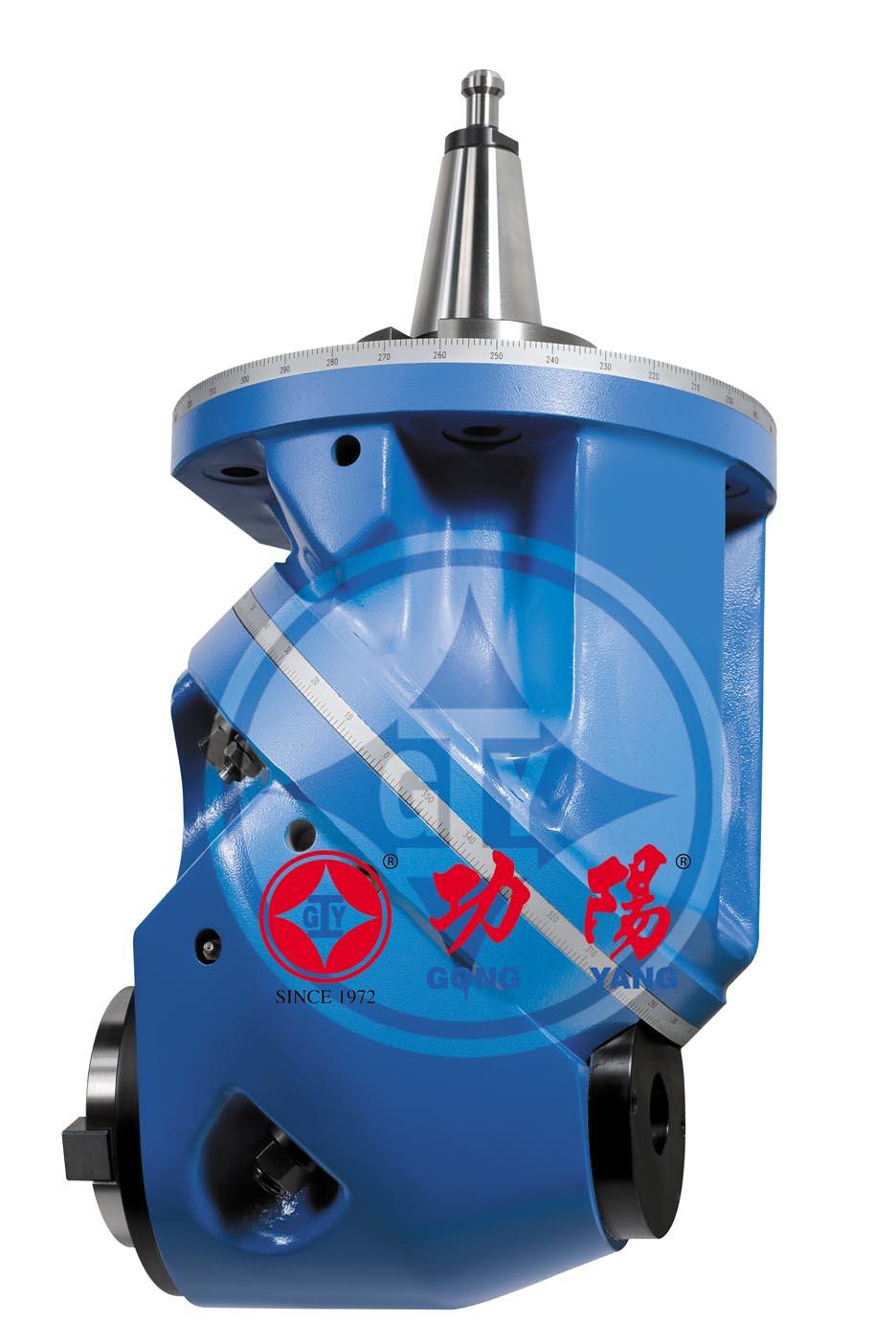 GY-C50 Multi-angular milling Head