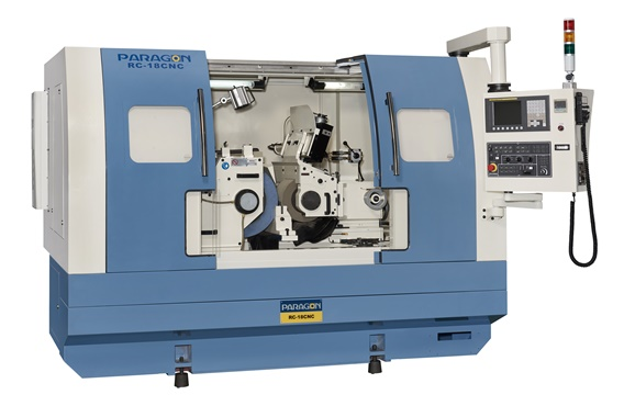 RC-18CNC Centerless Grinding Machine (CNC Series)