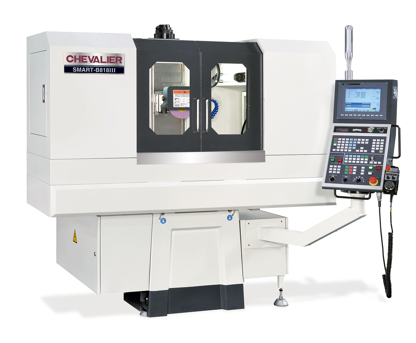 SMART-III Series, Multi-function CNC Surface Grinders