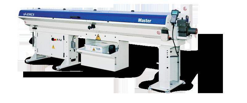 Automatic bar feeder - MASTER 865-880
