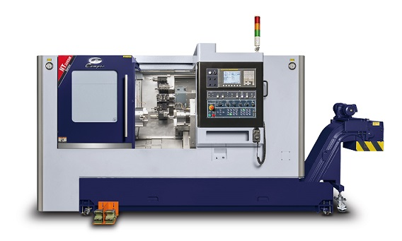 NT-208SM CNC Turning and Milling Center