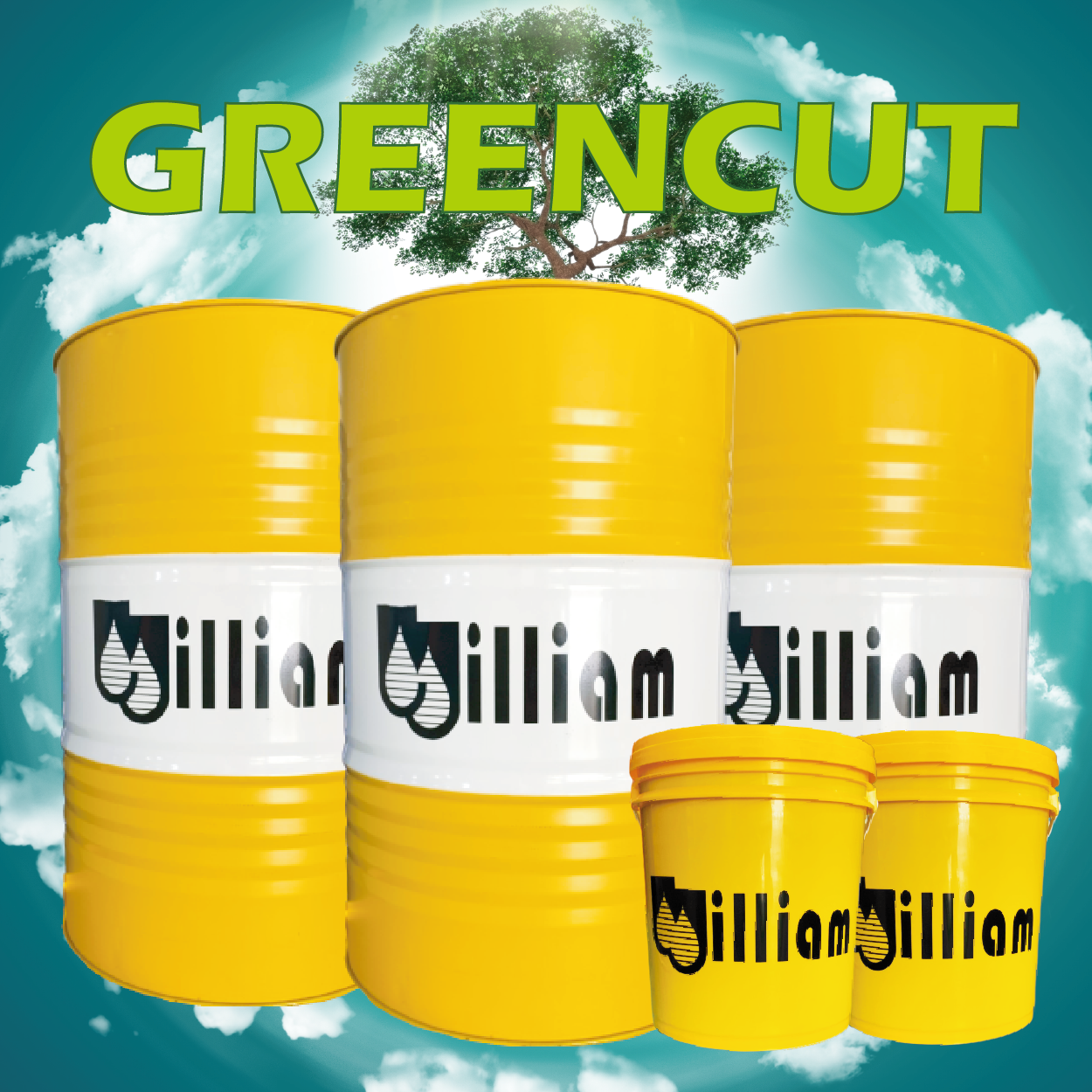 William Greencut Lubricant