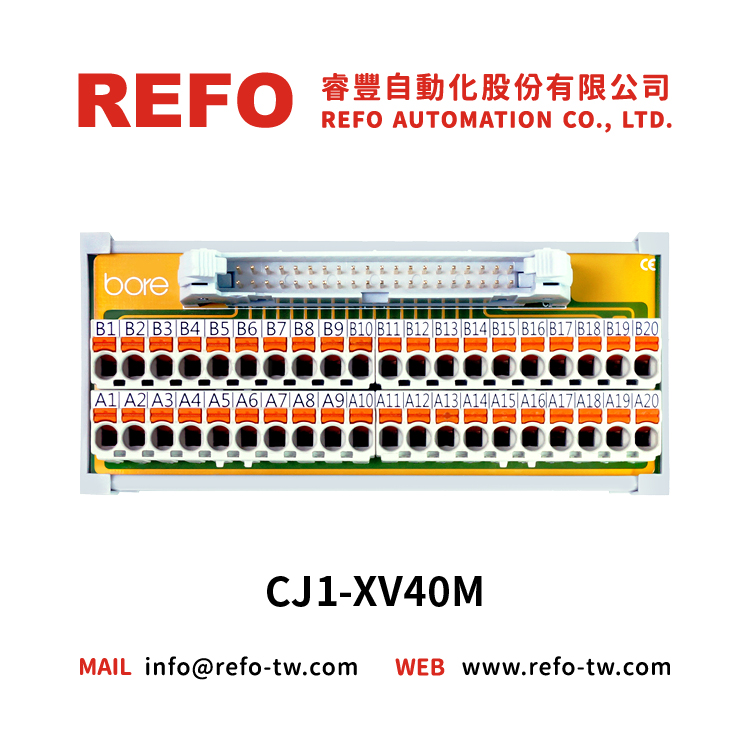 CJ1-XV40M 40 PIN Interface Module