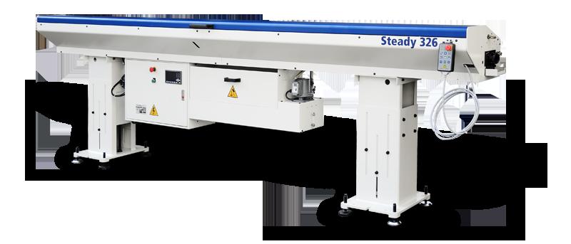Automatic bar feeder - STEADY 326