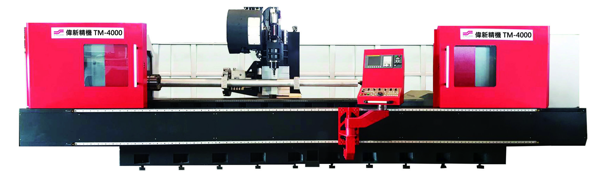 CNC 車銑複合加工機 TM系列