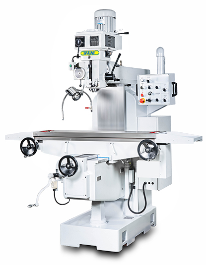 VERTICAL TURRET MILLING MACHINE(YSM-20B SERIES)