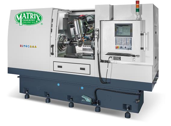 3540 CNC Gear Profile Grinding Machine