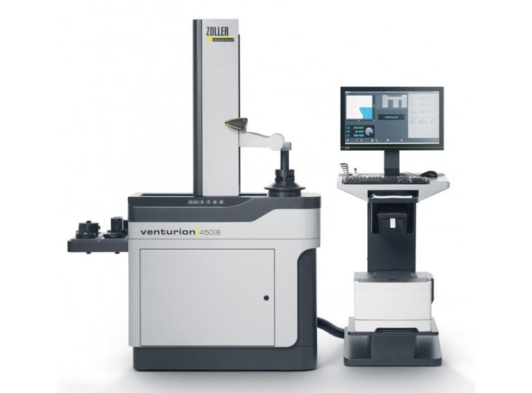 Venturion 450 高階刀具設定量測儀