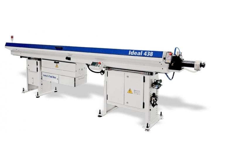 IDEAL 438 自動棒材送料機