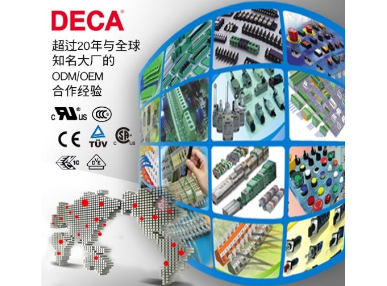 歐式PCB端子台聯接器 / Φ16mm照光開關/ Φ22mm照光開關